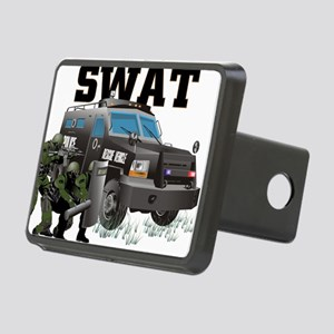 SWAT VEHICLE Rectangular Hitch Cover