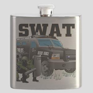 SWAT VEHICLE Flask