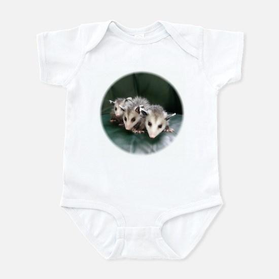 Baby Possum Infant Bodysuit