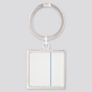 i was there sanity_dark Square Keychain
