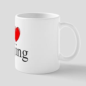 """""""I Love Beijing"""" Mug"""