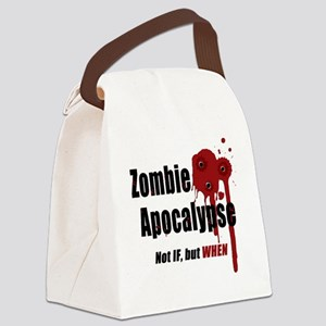 Bloody Canvas Lunch Bag