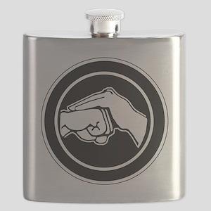 Kenpofistblack Flask