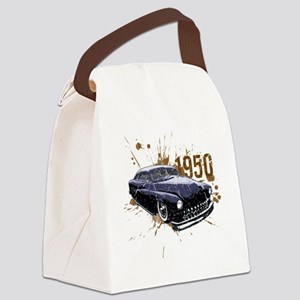 50_merc Canvas Lunch Bag