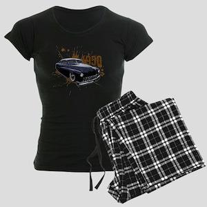 50_merc Women's Dark Pajamas