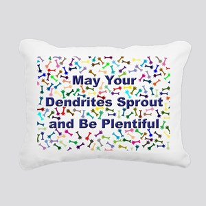 sprout Rectangular Canvas Pillow