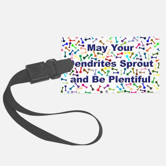 sprout Luggage Tag