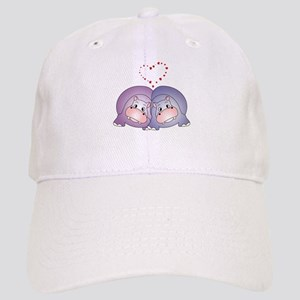Hippo Love Cap