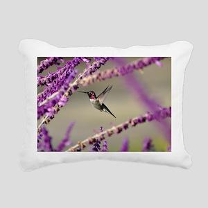 male-annas Rectangular Canvas Pillow