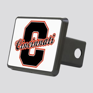 Cincinnati Letter Rectangular Hitch Cover