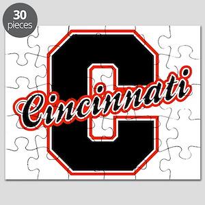 Cincinnati Letter Puzzle