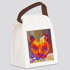 Mother Henn Canvas Lunch Bag