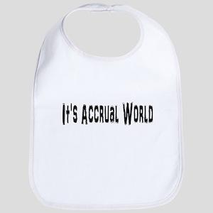 Accural World Bib