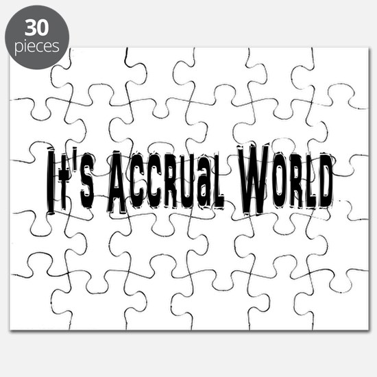 Accural World Puzzle
