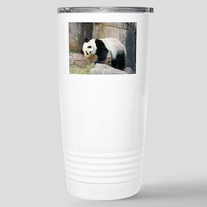 panda1 Stainless Steel Travel Mug