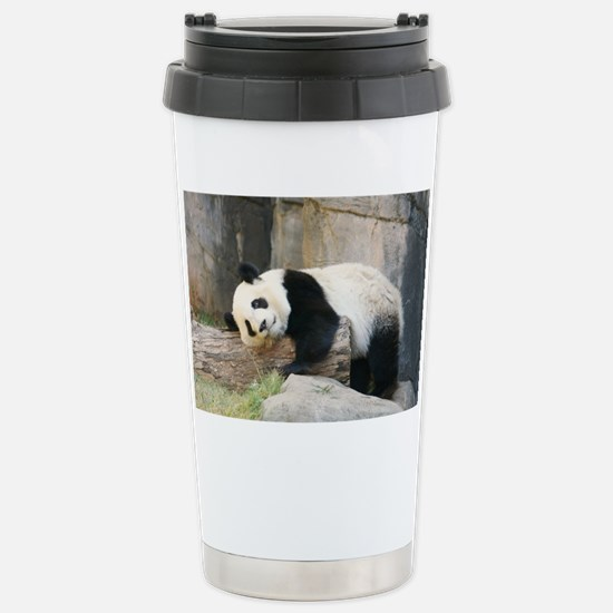 panda1 Stainless Steel Travel Mug