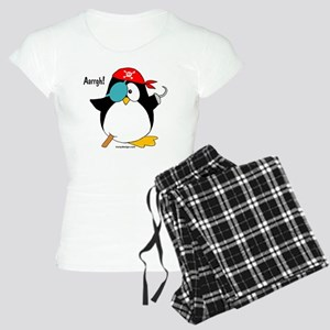 2-penguinpirateargh2000 Women's Light Pajamas