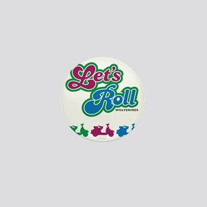 letsroll Mini Button