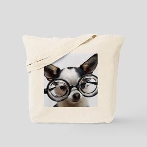 CHI Glasses panel print Tote Bag