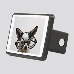 CHI Glasses Rectangular Hitch Cover