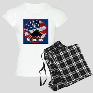 Honoring Veterans Women's Light Pajamas