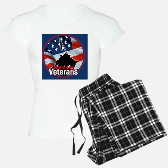 Honoring Veterans Pajamas
