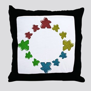 apparel Throw Pillow