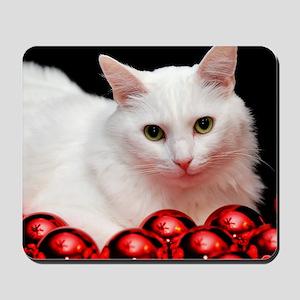xmas_cat_rnd Mousepad