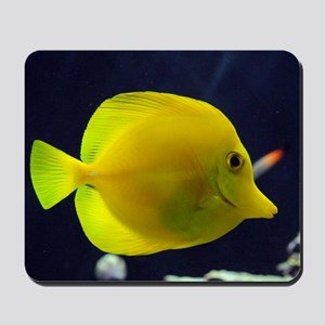 yellow_tang_mini Mousepad