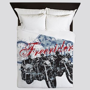 freeriders Queen Duvet