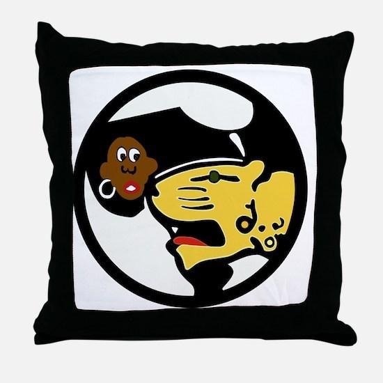 jg27 Throw Pillow