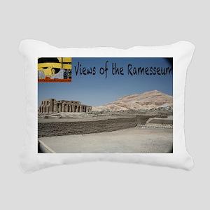 Ram_cover Rectangular Canvas Pillow