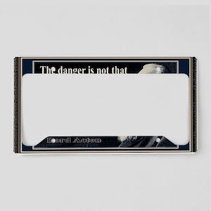 1LargeActon License Plate Holder