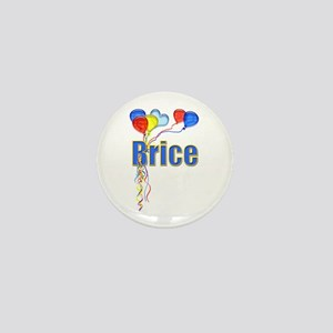 Balloons for Brice Mini Button