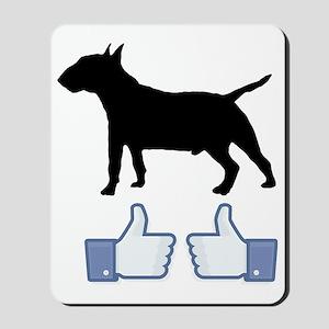 2-Miniature-Bull-Terrier07 Mousepad