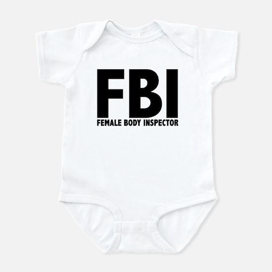 FBI Infant Bodysuit