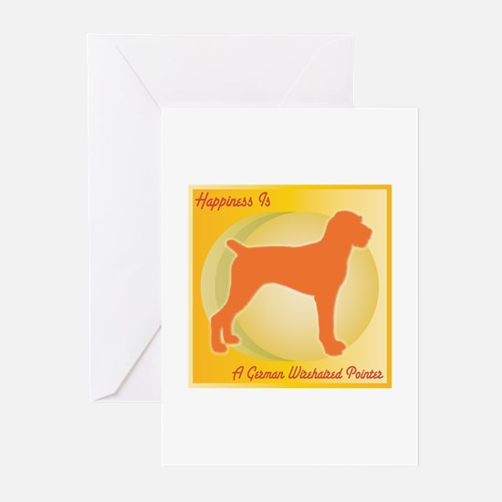 Pointer Happiness Greeting Cards (Pk of 10)