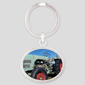 101_8333 Oval Keychain