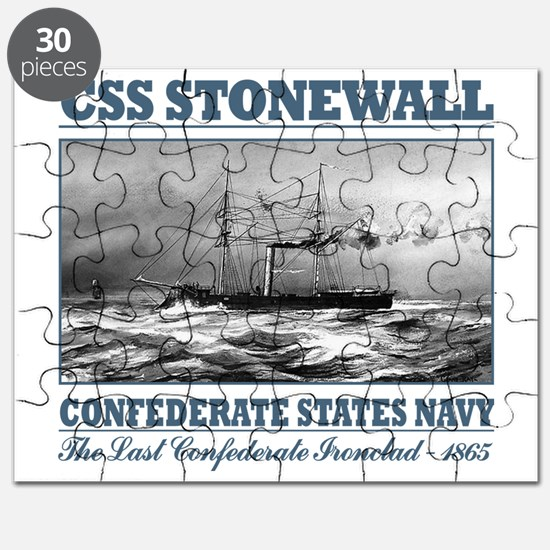 CSS Stonewall Puzzle