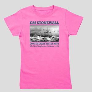 CSS Stonewall Girl's Tee