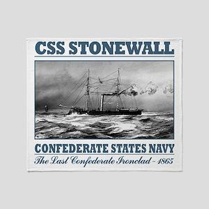 CSS Stonewall Throw Blanket