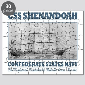 CSS Shenandoah Puzzle