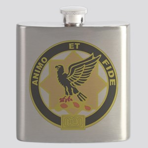 DUI-1ST CAVALRY REGIMENT Flask
