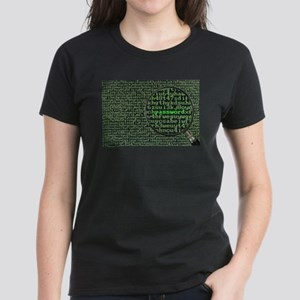 Hacking Women's Dark T-Shirt
