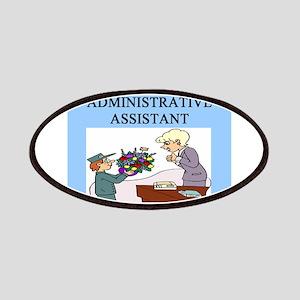 secretary secretaries funny joke Patches
