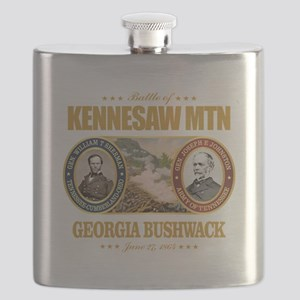 Kennesaw Mountain Flask