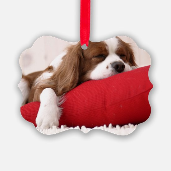 Spaniel mousepad Ornament