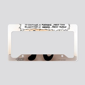 Pi_54 IVR (7.5x5.5 Color) License Plate Holder