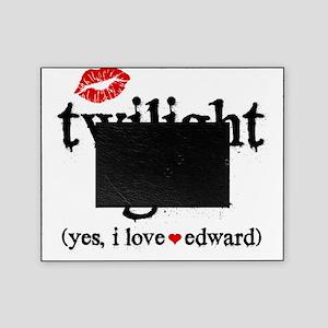 Twilight Girl Lips Picture Frame