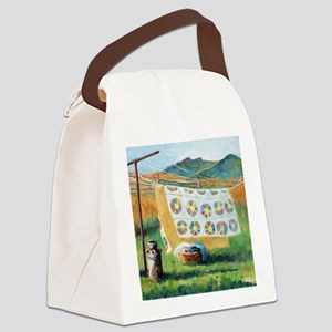 fresh Canvas Lunch Bag